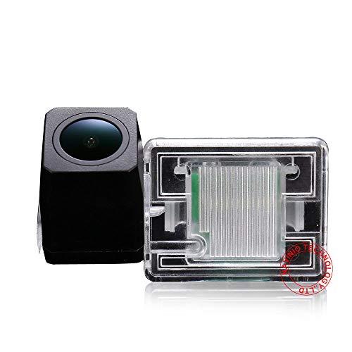 HDMEU Auto Derde Dak Top Mount Remlamp Camera Remlicht Achteraanzicht Backup Camera voor Mercedes-benz GLA GLC GLE A Klasse 2018-2020, CCD sensoren Grote zichtbaarheid in het donker