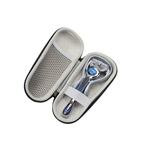 Duro Viaggio Caso Borsa per Gillette Fusion 5 ProGlide Rasoi da uomo manuali di LUYIBA