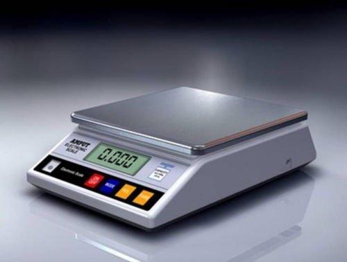 Bilancia elettronica compatta da 6000 g / 0,1 g
