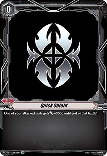 Cardfight!! Vanguard - Quick Shield (Shadow Paladin) - V-BT10/SP25EN - SP - V Booster Set 10 - Phantom Dragon Aeon