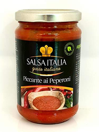 Sugo Piccante ai Peperoni, 270 grammi - Salsa Italia