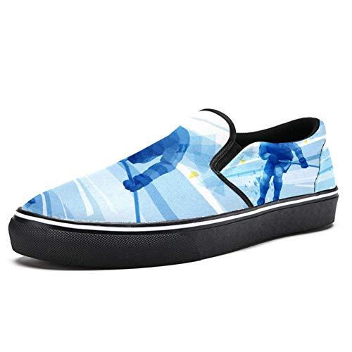 Zapatillas de deporte para mujer Ice Hocker Player Fashion...