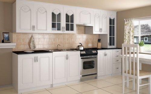 bon comparatif Tendencio Kitchen 3m20 Moulure Moderne Dina Blanche un avis de 2021