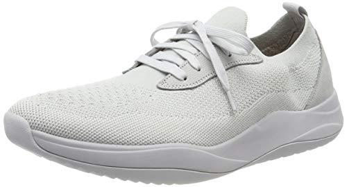 Clarks Herren Sift 92 Sneaker, Grau (Light Grey Light Grey), 45 EU