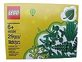LEGO Pflanzen und Bäume aus nachhaltigem Material