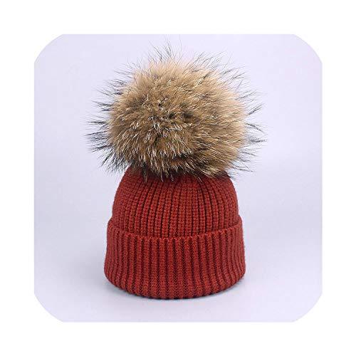 Quintion Cooper Kinder-Strickschal und Mütze, warm, gehäkelt, Mützen und Schals, Beanie-Mütze für Jungen und Mädchen Gr. Einheitsgröße, U