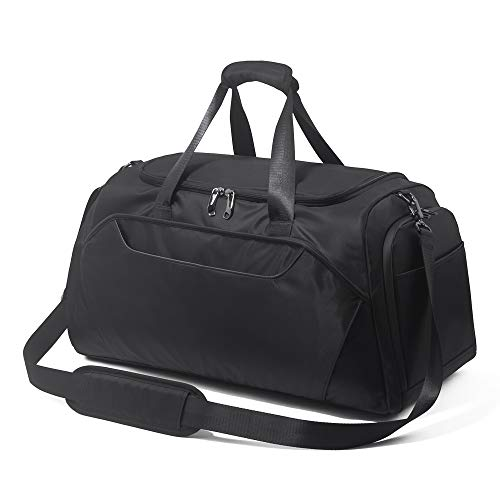 Gym bag Sports Bag Sports Duffels Heavy Duty Extra Large Travel Duffel bag laptop bag with Wet Pocket & Shoes Compartment Gym Bag for Men and Women Travel laptop bag Workout Bag tote bag laptop bag
