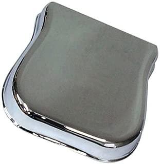 Telecaster vintage 52 ashtray bridge cover chrome fits Fender and Wilkinson