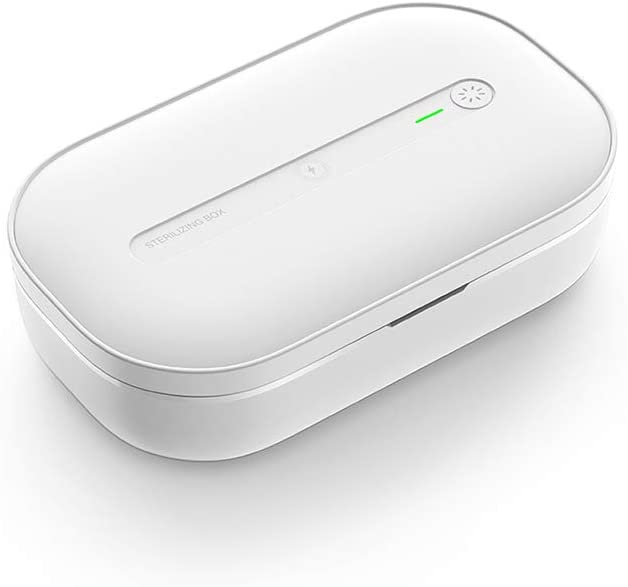 Cash special price PWPAM Phone Overseas parallel import regular item Sanitizer with Ozone Integrated Wireless 10W Ch Plus