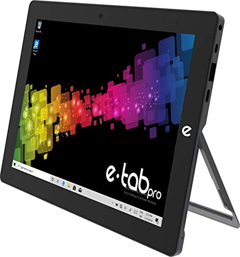 Microtech Tablet e-tab Pro 10.1  WiFi 64+64 GB Win 10 Pro