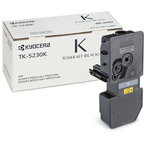 Kyocera TK-5230K Tonerkartusche, 2600...
