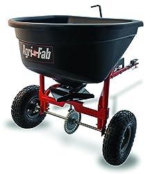 professional Agri-Fab 45-0527 Tow spreader 110 lbs, lift capacity 110 lbs, black