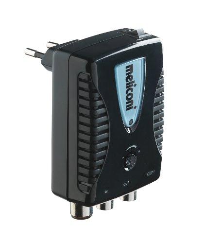 Meliconi AMP-20 - Amplificateur d'Intérieur pour Antenne TV