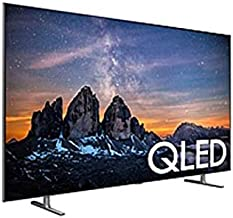 "$1194 » Samsung Q80R QN55Q80RAF 54.6"" Smart LED-LCD TV - 4K UHDTV - Carbon Silver - Direct Full Array 8X Backlight - Bixby, Google Assistant, Alexa Supported - Tizen - Dolby, Dolby (Certified Refurbished)"
