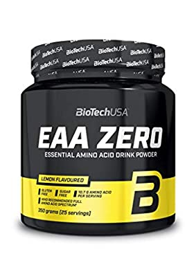 BioTechUSA Biotech USA EAA Zero 350 g Essential Amino Acids of EAA BCAA