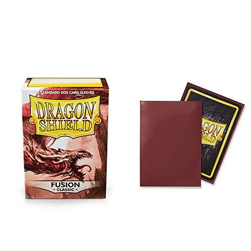 Dragon Shield Classic Fusion Standard Size 100 ct Card Sleeves Individual Pack