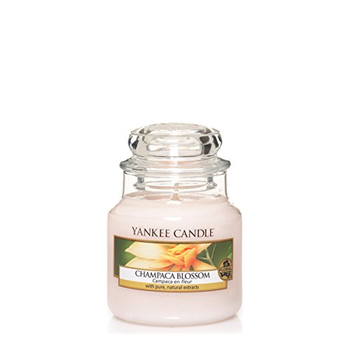 Yankee Candle vela perfumada, Blossom Champaca, small