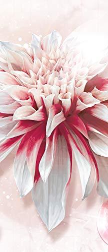 Fototapete Consalnet ForWall AMF10153_Vet Papier Peint Photo pour Porte Motif Fleurs