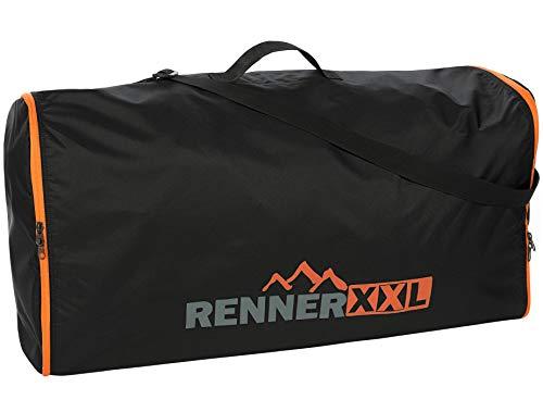 120L Reisetasche Groß - Universal Aufbewahrungs-Tasche XXL - Faltbar - Mini Packmaß