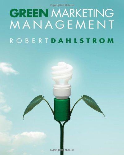 Download Green Marketing Management 0324789149