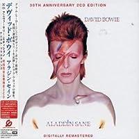 Aladdin Sane 30th Anniv. 2 CD Edition by David Bowie (2007-01-01)