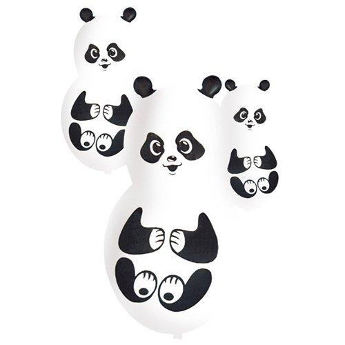 Riethmuller - R450030 - 4 Ballons Panda - 40 Cm