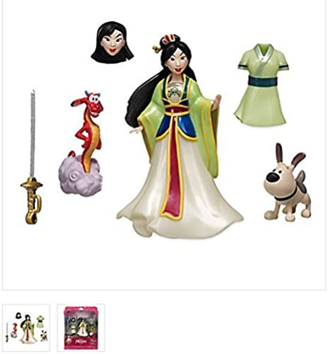 Disney - Mulan Figure Fashion Set by Disney