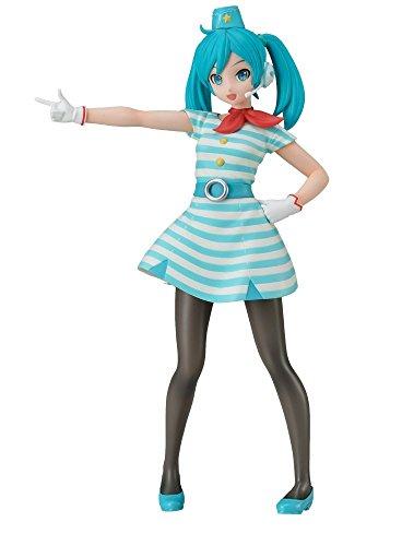 SEGA Hatsune Miku Project DIVA Arcade Future Tone super-premium figures CA