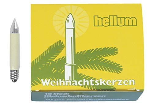 Hellum Kleinschaftkerze 23V 3W E10 938012