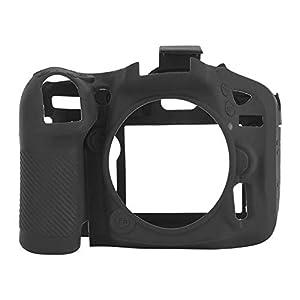 Tarente Suave de Silicona Caso de protección a Prueba de Polvo Antideslizante Shell for la cámara Nikon D7100 D7200