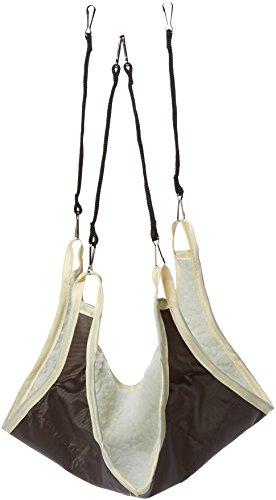 TRIXIE Hamaca Roedores, 30 × 30 cm, Pequeños Mamíferos