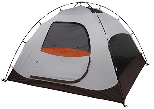 ALPS Mountaineering Meramac 6-Person Tent, Sage/Rust