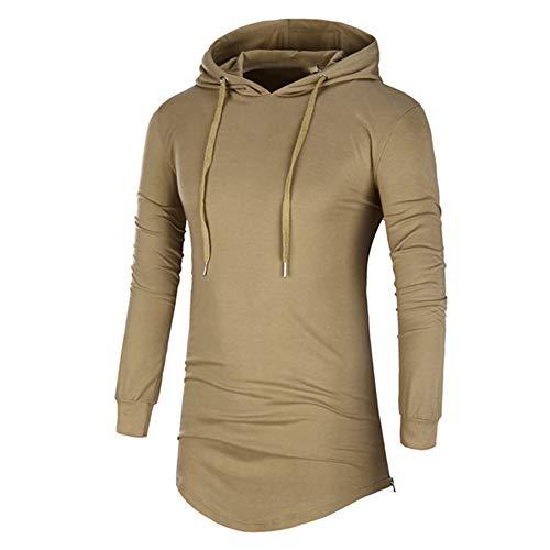 PRJN Mens Hoodie Mens Long Sweatshirt Classic Long Sleeve Camouflage Top Blouse Casual Tops Fall Hoodies Casual Pullover Hoodies Hooded Slim Fit Mens Slim Fit Hoodie Camouflage Hoodie
