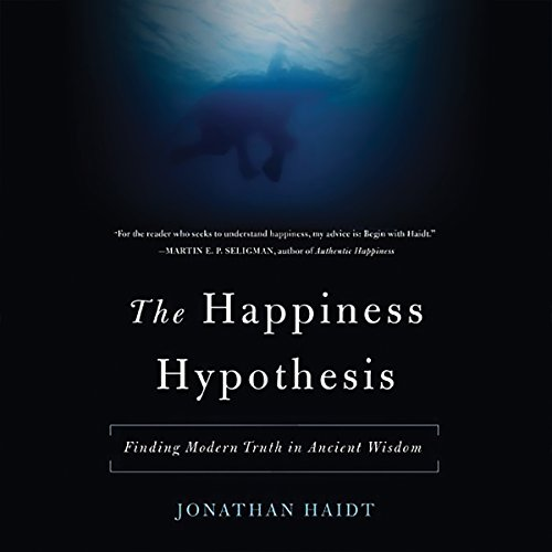 Couverture de The Happiness Hypothesis