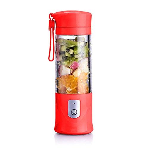 LDQLSQ Blender voor smoothie, voor groenten en fruit, draagbaar, voor smoothies, smoothies, smoothies en smoothies