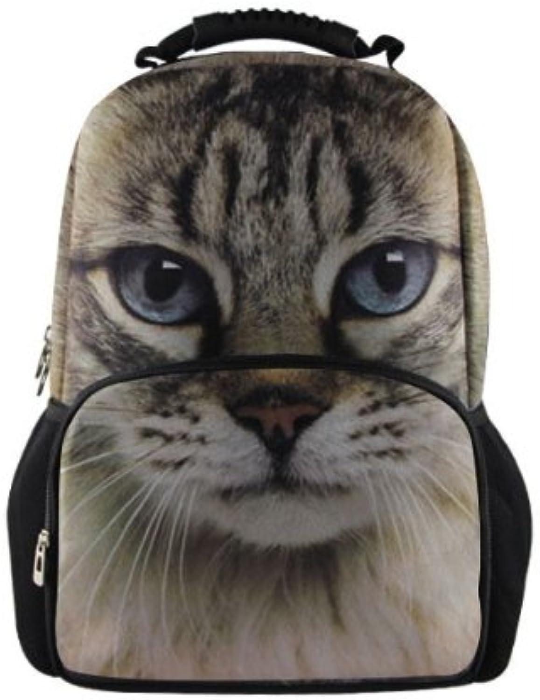 Bgdo.cccc Mnner Frauen im Freien Schultern Tasche Stoff Anime Rucksack Drucken Größe 44x31x18 cm,15