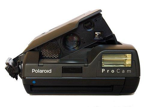 Cámara de fotos instantánea Polaroid ProCam