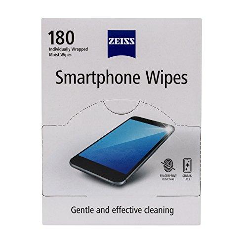 Zeiss Reinigungstücher für Smartphones