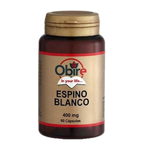 Obire Espino blanco 400 mg, 60 Cápsulas