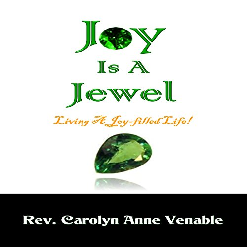 Joy Is a Jewel audiobook cover art