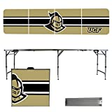 Victory Tailgate NCAA University of Central Florida 8'x2' Foldable Tailgate...