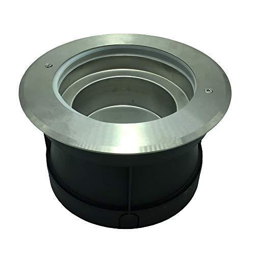 HKGOLDTURE LED PAR56 Pool Licht Nische in Edelstahl Material für Beton Pool IP68
