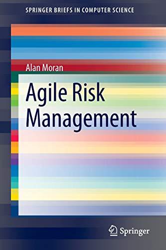 Agile Risk Management (SpringerBriefs in Computer Science)