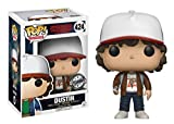 Funko- Stranger Things-Dustin Variant Figurina, Multicolore, 13830