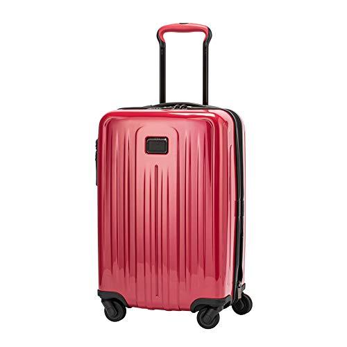 [ トゥミ ] TUMI スーツケース 37L 4輪 拡張機能 インターナショナル エクスパンダブル 4ウィール キャリーオン 022804060RASP4 / 124855-2012 ラズベリー TUMI V4 INTL EXP 4 WHL C/O Ra