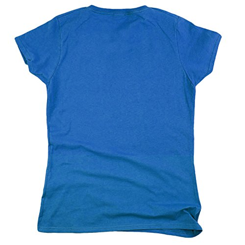 Funny Novelty Tee I Am Alt of Ctrl Womens Fitted Cotton T-Shirt Top T Shirt Slogan Tees Shirts Env Royal Blue