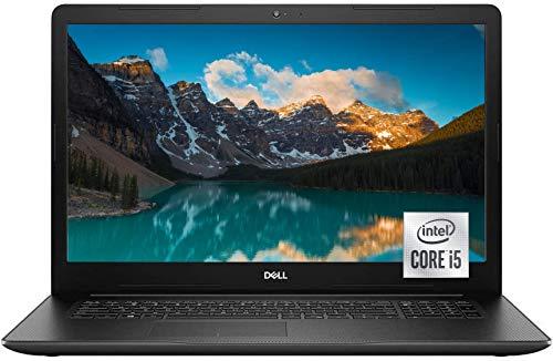 2021 Newest Dell Inspiron 3000 17.3' FHD Laptop Computer, Intel 10th Gen 4-Core i5-1035G1 (Turbo to 3.60Ghz), 16GB DDR4 RAM, 512GB SSD, DVD, Webcam, Bluetooth, Wi-Fi, HDMI, Win10, Black+Oydisen Cloth