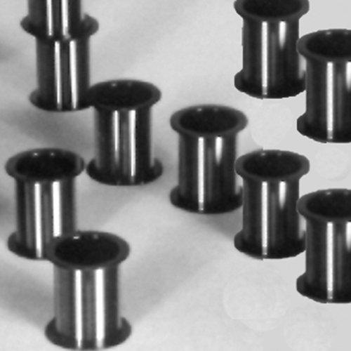 Thomafluid Graphit-Folie, Stärke: 0,125 mm, Abmessung: 50 x 100 mm
