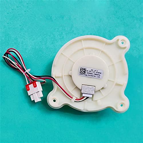 IOUVS Motor de Ventilador de refrigerador ZWF-30-3 12V2.5W para Samsung/Meiling/Athena refrigerador del refrigerador Motor
