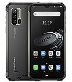 ulefone armor 7e(2020) rugged smartphone - helio p90 octa core 4gb ram+128gb rom, fotocamera da 48 mp, fhd + schermo 6.3'', android 9.0 ip68 telefono cellulare resistente, ricarica wireless 10w, nfc
